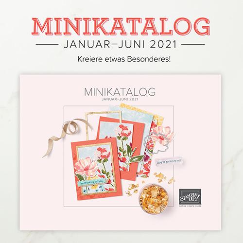 Stampin' Up! Minikatalog 2021