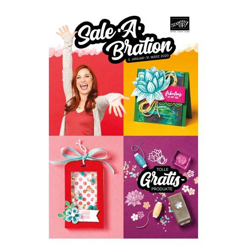 Stampin' Up! Sale A Bration 2020
