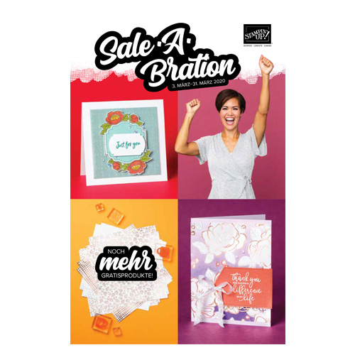 Stampin' Up! Sale A Bration 2020