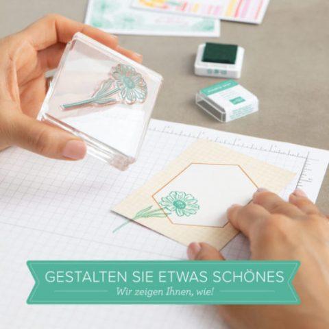 Stampin Up Broschüre für Neulinge